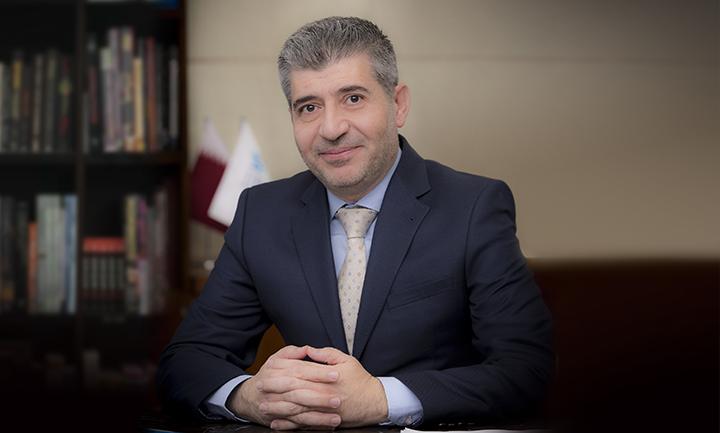 رئيس جامعة حمد بن خليفة