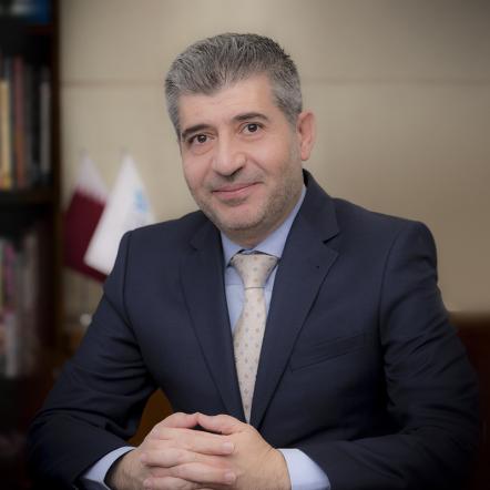 Dr. Ahmad M. Hasnah, HBKU President