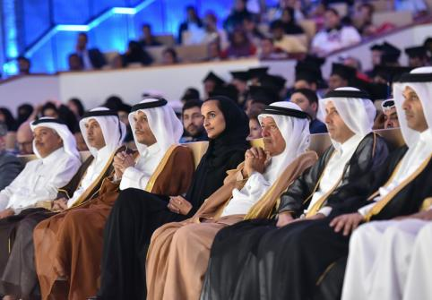 HBKU Celebrates its Class of 2018 Graduation Ceremony