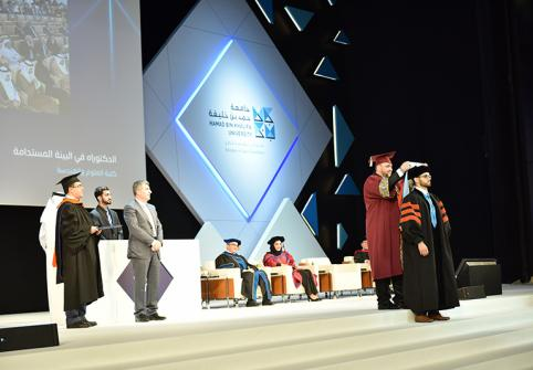 HBKU Graduates First Cohort of Juris Doctor Students