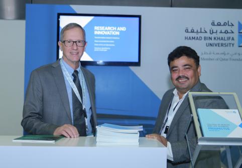 HBKU Participates as Academic Partner at Functional Genomics Symposium