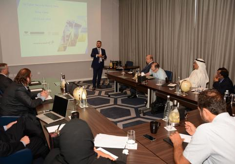 Hamad Bin Khalifa University, University of Patras, Lockheed Martin Collaborate to Support Qatar Cyber Vision at 1st Cybersecurity Technologies Roundtable