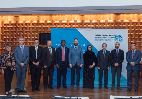 """HBKU's Translation and Interpreting Institute Hosts Foreign Dignitaries for """"Diplomatic Week"""""""