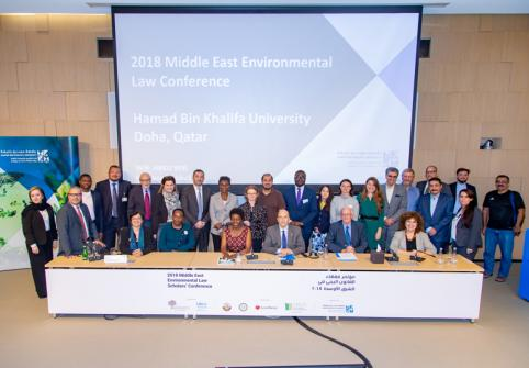 HBKU Conference Highlights Need to Introduce Environmental Law to Higher Education in the Middle East