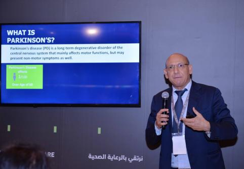 HBKU Showcases Healthcare Research Initiatives at WISH 2018