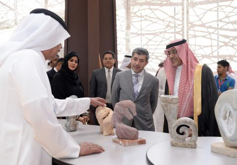 Hamad Bin Khalifa University celebrates Saudi Arabian culture and heritage