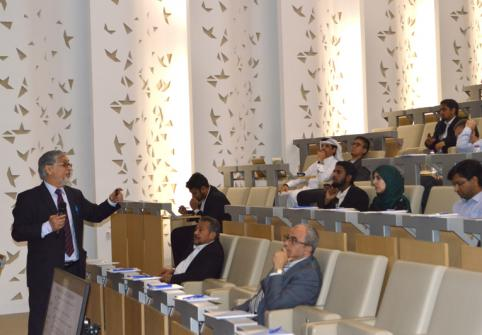 HBKU's College of Islamic Studies Lecture Explores Advancement of Circular Economies