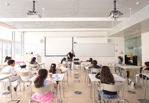HBKU's TII Offers Language Courses for Adults and Kids