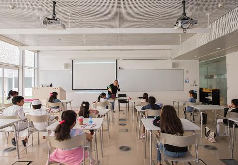 HBKU's Translation and Interpreting Institute Conducts Language Courses for Children and Adults