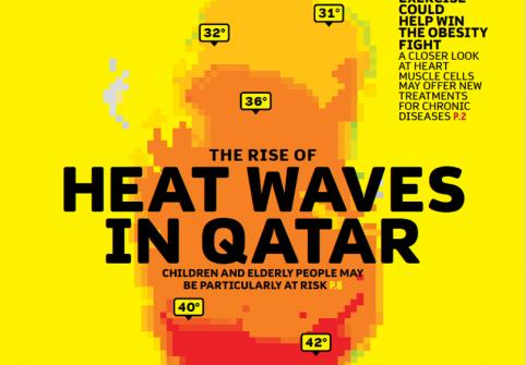 HBKU Press and Nature Research team up to highlight research published on QScience.com