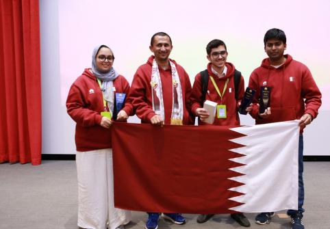 HBKU Finalist Excels in Huawei's Global ICT Competition