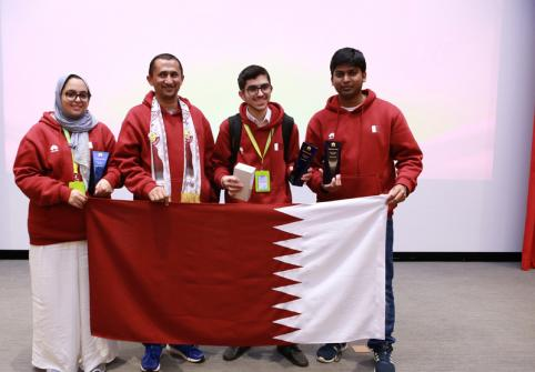 """طالب من جامعة حمد بن خليفة يتفوق في مسابقة مهارات تقنية المعلومات والاتصالات  من شركة """"هواوي"""