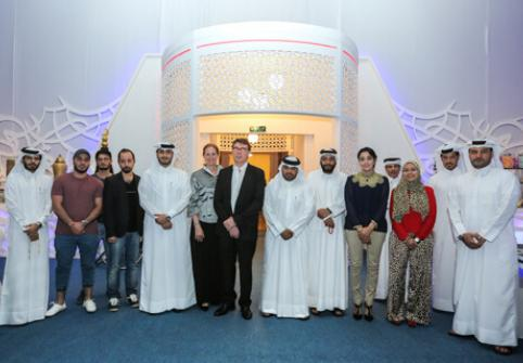 Students enrolled in Hamad Bin Khalifa University's Juris Doctor Program take on legal internships