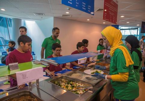 Qatar girls embrace technology to tackle obesity, new study finds