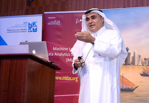 The Boeing Company and Qatar Computing Research Institute (QCRI), part of HBKU, will host the fifth annual Machine Learning and Data Analytics Symposium (MLDAS) in Qatar