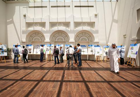 Cutting-Edge Research on Energy and Water Security Presented at HBKU's Qatar Environment and Energy Research Institute Portfolio Workshop