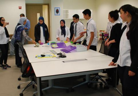 Qatar Computing Research Institute to conduct first summer computing camps for kids