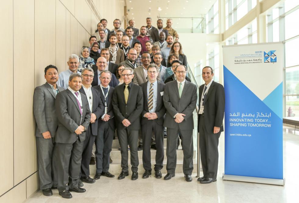HBKU's QEERI Partners with École Polytechnique Fédérale De Laussanne to Develop More Efficient Solar Technology in Hot Climates