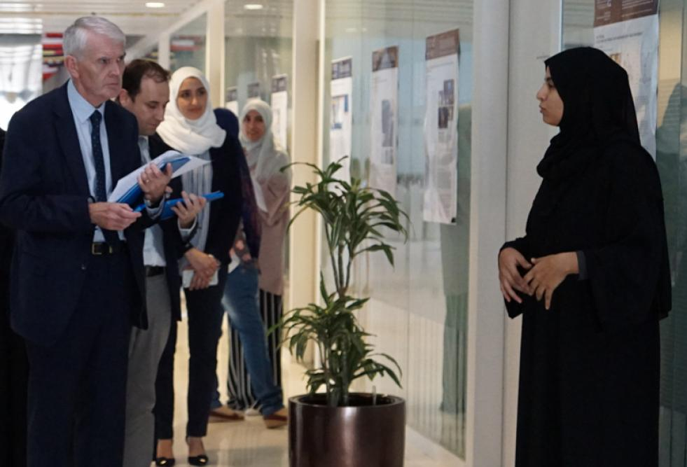 HBKU Alumna Helps Improve Life for People with Special Needs in Qatar