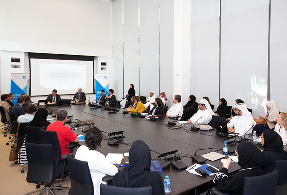 HBKU Holds Innovative Colloquium to Discuss Law and Digital Culture in the Region