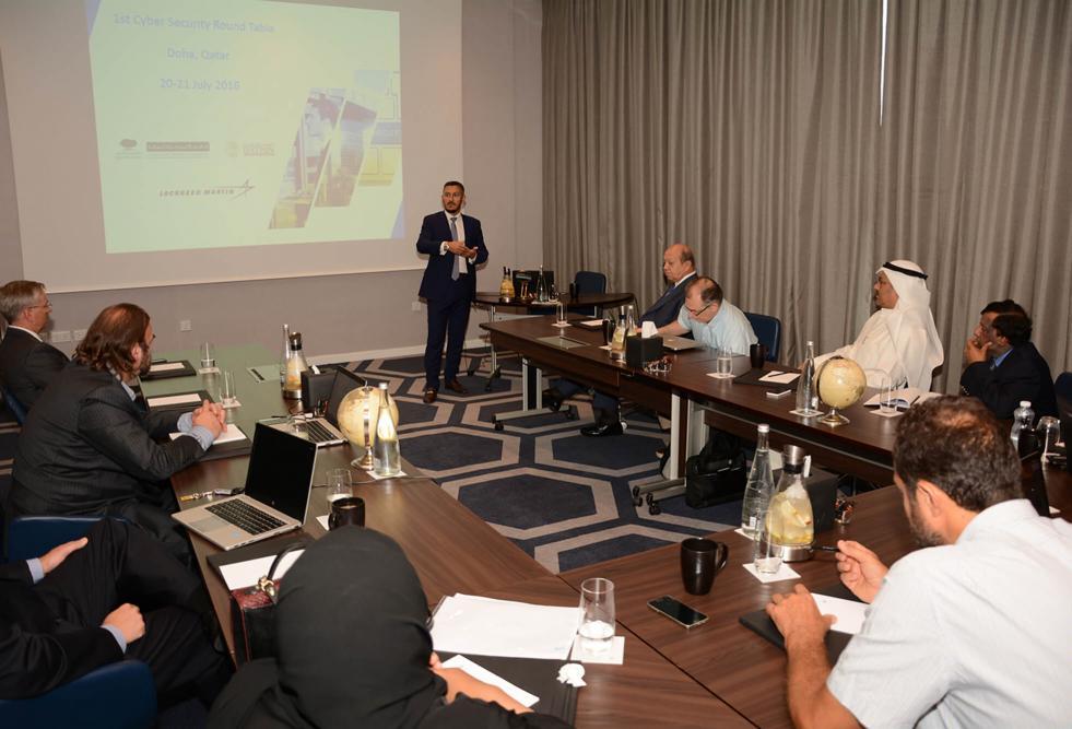 جامعة حمد بن خليفة وجامعة باتراس وشركة لوكهيد مارتن يتعاونون لدعم رؤية قطر الإلكترونية في النسخة الأولى من مؤتمر تقنيات الأمن الإلكتروني