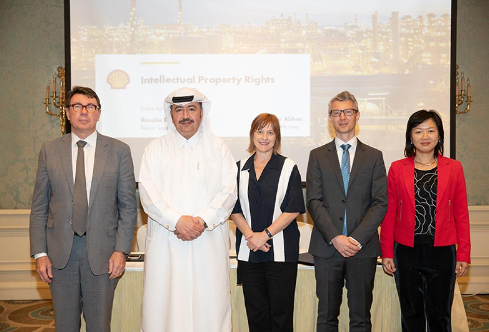 HBKU and Qatar Shell Host Workshop on Intellectual Property Law