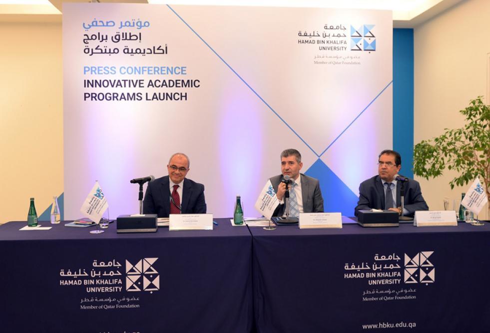 HBKU Launches Innovative Academic Programs