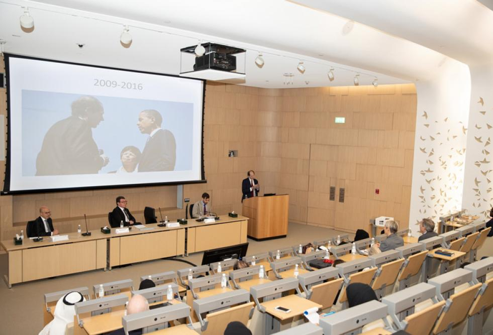 """HBKU Hosts Public Lecture on """"Nudging"""" and Beyond"""