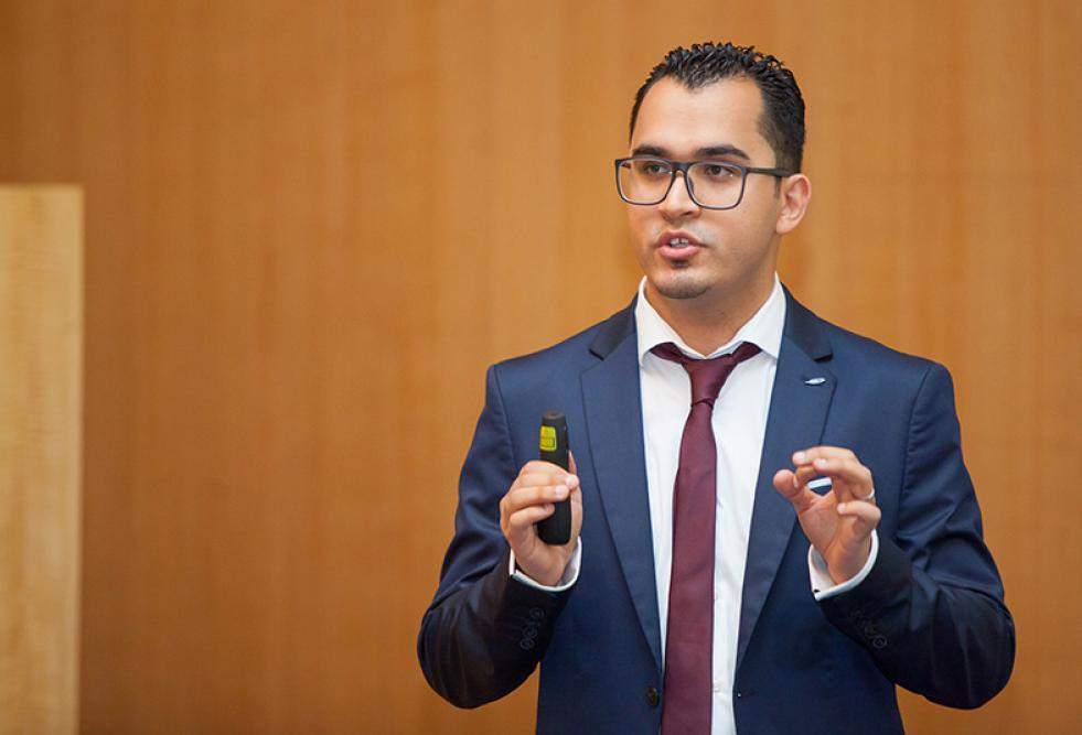 HBKU Holds Education City's First PhD Defense