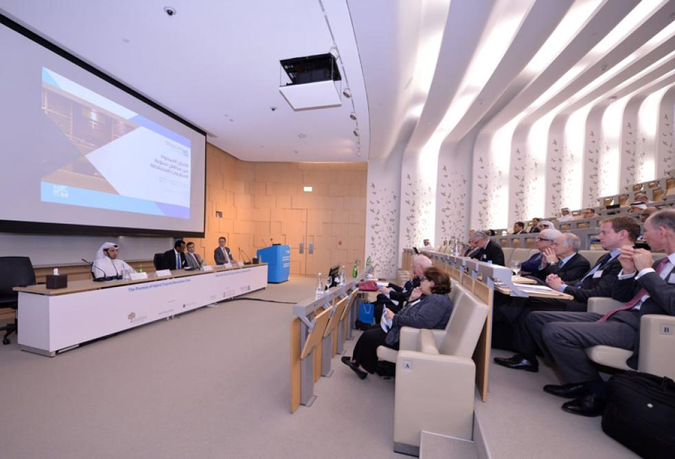 Noted Speakers Attend CLPP's Latest Symposium