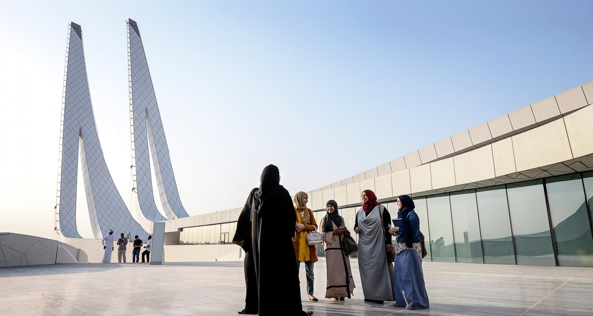 ماجستير الآداب في الدراسات الإسلامية