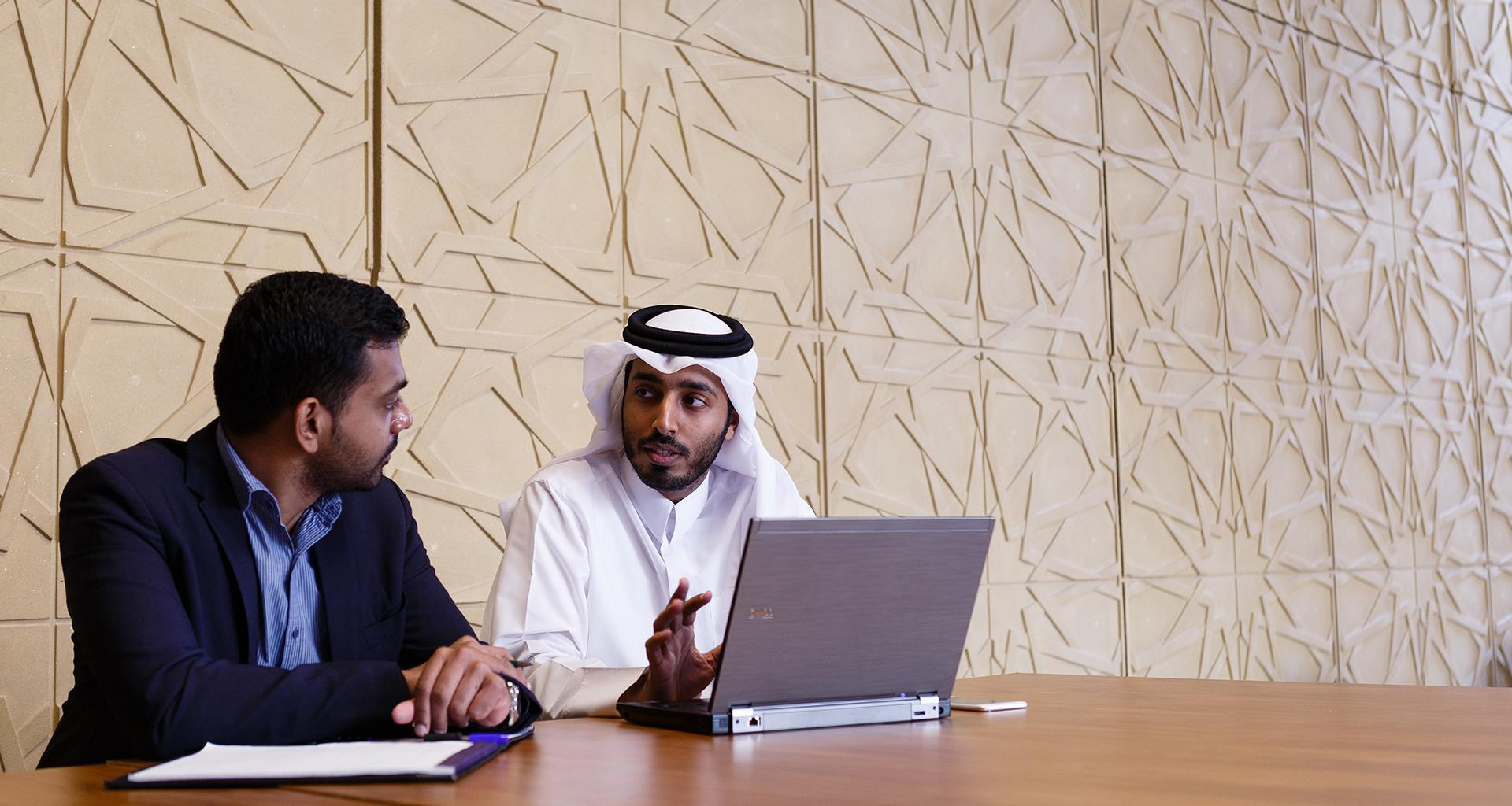 Be at the Vanguard of Islamic Finance and Economies