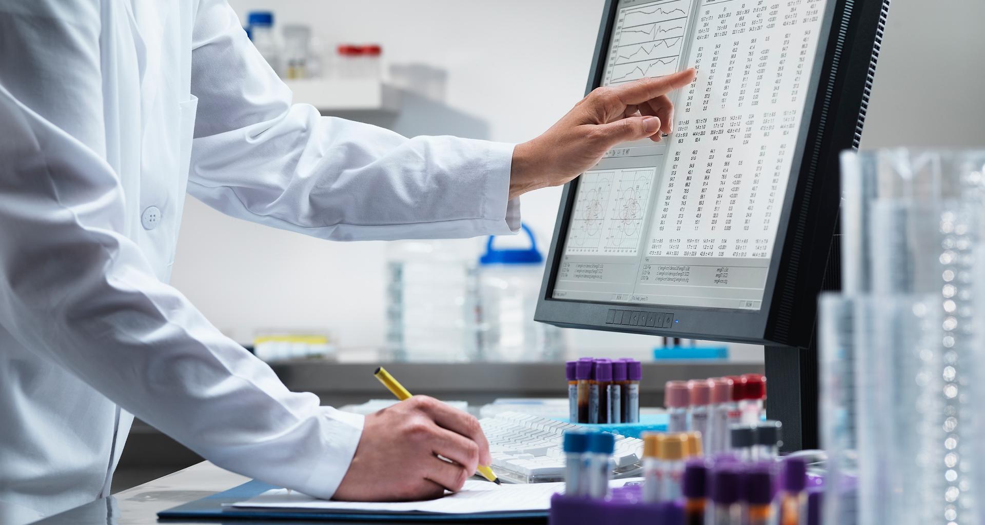 برنامج الدراسات العليا في علم الجينوم والطب الدقيق