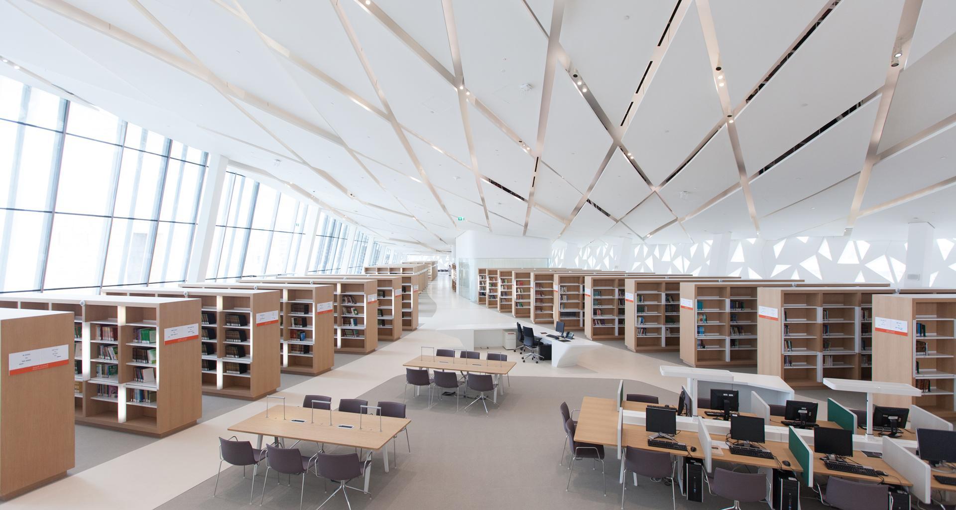 hbku library