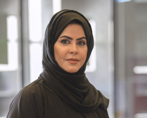 Maryam Al Mannai, VP for Student Affairs